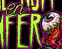UNE NUIT EN ENFER - Logo