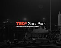 TEDx GodaPark Branding