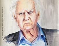 Portrait Painting / Editorial Illustration