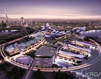 Masterplanning: Dubai Design District
