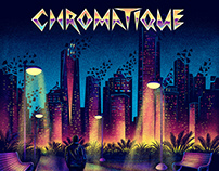 Illustrations & logo for Chromatique