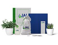 JAL INFRASTRUCTURES Identity Design