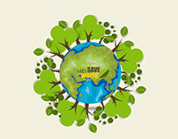 Save World Logo