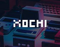 Xochi Typeface