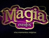 Identidade - Magia Eventos