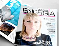 Polska Energia - layout design