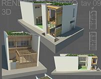 Executive Project of a new Luxury Villa in Puglia
