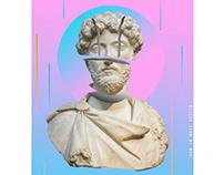 Sliced Head Manipulation| Poster Design |