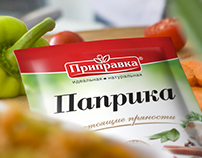 Prypravka Packaging Design