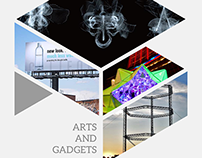 Arts And Gadgets 19-10-2015