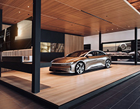 Designing a Modern Showroom Experience