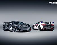 McLaren MSO X - McLaren Newport Beach