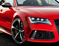 Audi RS7 Sportback (HITMAN: AGENT 47)