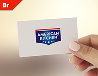 American Kitchen / Branding