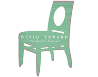 David Edward Sustainability Series Logo Design