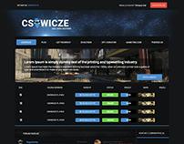 CSowicze.pl - rebranding