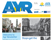 Ayr Town Centre Newsletter