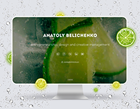Belichenko Anatoly — personal website