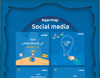 Aqarmap social media