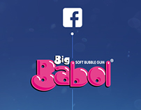 Big Babol Facebook Fan Page