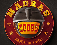 Madras meter logo