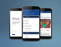 field . assistente de campo mobile