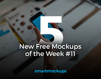 New Mockups of the Week #11