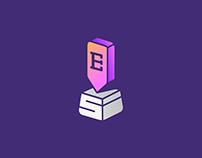 Etbaly app - Logo design