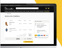 El Palacio de Hierro - Optimización del Checkout