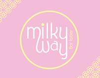 Cartons d'invitations pour le Milky Way