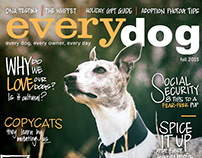 Everydog Magazine (2015-2016)