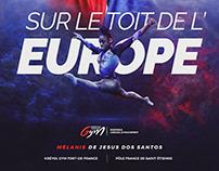Fédération Francaise de Gym   Europe 2019