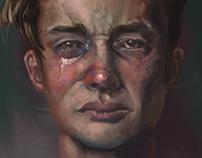 Cry boy, cry