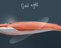 #晚安集#205