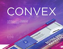 Convex corporate website