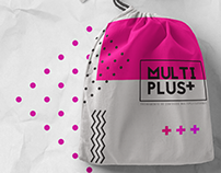MULTIPLUS \\ Naming/ Branding & Advertising