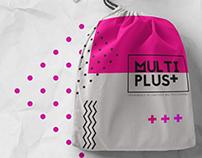 MULTIPLUS \\ Naming/ Branding & Advertising