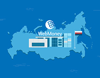 Webmoney Vietnam - Motion Graphic