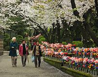 Jizo Figures