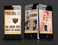Beard Brasil - Linhas de posts para Facebook