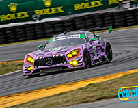 2019 Rolex 24 at Daytona, GTD class in the Day.