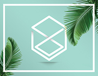 XMP PACKAGING Logo design & promo material