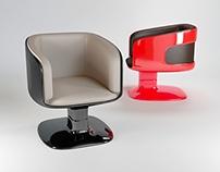 Концепт поворотного кресла