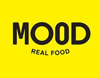MO0D Real Food - Impressos e Redes Sociais