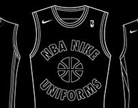 NBA Nike Uniform Concepts