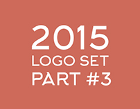 LogoSet 2015 PART #3 —  THANKS  FOR  LIKES