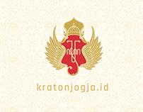 Invitation & Booklet Kraton Jogja's Web Launching Event