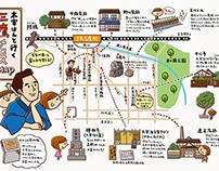 Illustration Map