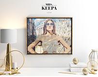 Mrs. keepa | ©2016