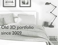 Old 3D portfolio